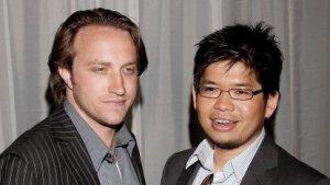 Chad Hurley (links) und Steve Chen