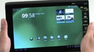 Acer Iconia Tab A500 im Test: Kein Tablet für unterwegs