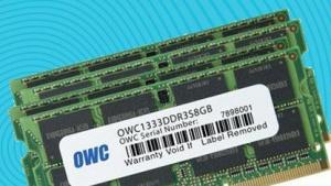 RAM-Riegel mit insgesamt 32 GByte