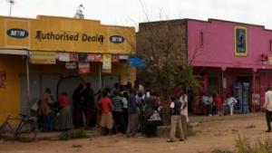 Mobilfunk in Uganda