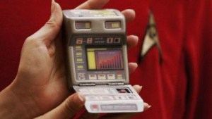 Tricorder (Bild: Bruno Vincent/Getty Images), Tricorder