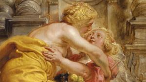 Gemälde von Rubens aus der Yale-Sammlung