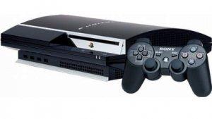 Ältere Version der Playstation 3