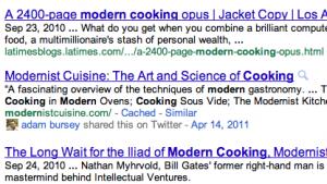 Social Search: Google spickt Suchergebnisse mit Daten von Freunden