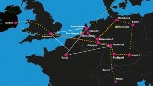 Netzwerk von euNetworks