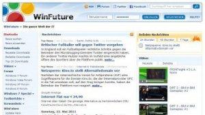 Zugangsdaten: Onlinemagazin Winfuture angegriffen, Downloads manipuliert