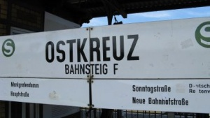 S-Bahnhof Berlin-Ostkreuz