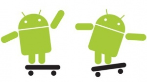 Android-Roboter