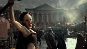 Ausschnitt aus dem Kinofilm Conan the Barbarian