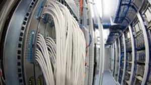 Upstream-Beschaltung am Cable Modem Termination System