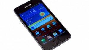 Das Galaxy S2 von Samsung