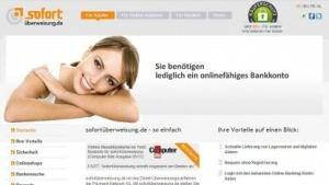 Vorwurf: Sofortüberweisung.de soll Kontobewegungen ausspähen