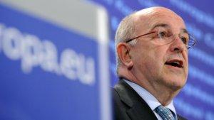 Joaquin Almunia Amann, Chef des Ressorts Wettbewerb der EU-Kommission