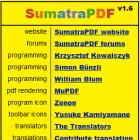 PDF-Reader: Sumatra PDF 1.6 mit zahlreichen Verbesserungen