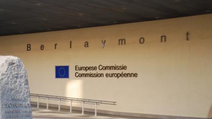 Berlaymont-Gebäude, Sitz der Europäischen Kommission