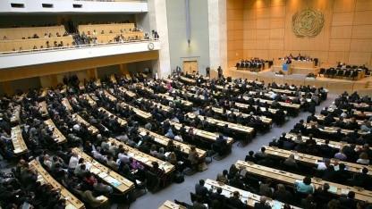 Treffen der WHO