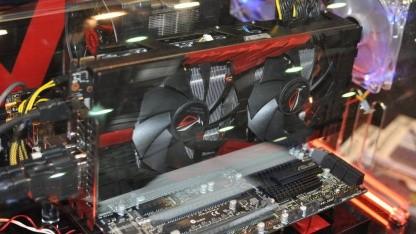 Asus' Mars 2 auf der Computex 2011