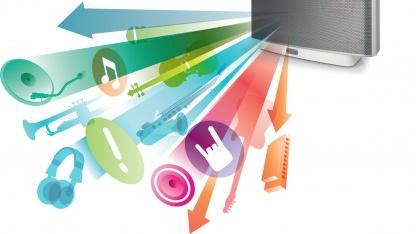 Sonos unterstützt nun auch Aupeo.