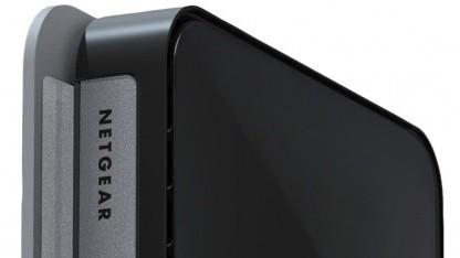 Netgear N750: Dual-Band-WLAN-Router mit 450 MBit/s