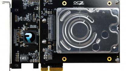 OCZ Revo Hybrid vereint Festplatte und SSD