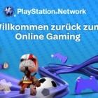 PSN: Online - aber noch ohne Willkommen-Zurück-Paket
