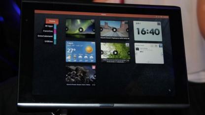 Acer Iconia M500 soll mit einer eigenen Meego-Modifikation arbeiten