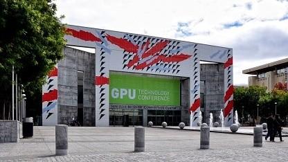 San Jose Convention Center während der GTC 2010