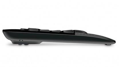 Microsofts Wireless Desktop 2000 - die Tastatur überträgt verschlüsselt