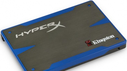 Kingstons erste HyperX SSD