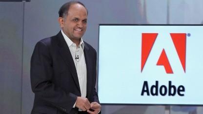 Adobe-Chef Shantanu Narayen