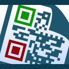 Qtagr erlaubt das nachträgliche Setzen von Links auf QR-Codes.