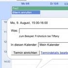 Google Calendar: Google kämpft mit leeren Kalendern
