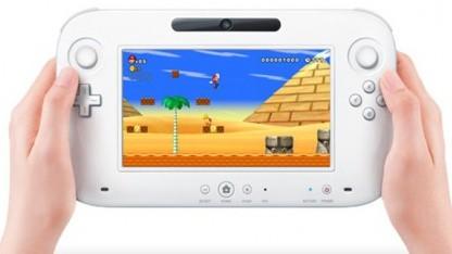 Controller der Wii U