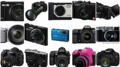 Erdbebenfolgen: Japan produziert 30 Prozent weniger Digitalkameras