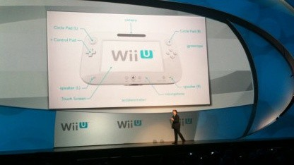 Nintendos Präsentation der Wii U auf der E3 2011