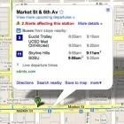 Öffentliche Verkehrsmittel: Google Maps zeigt Fahrzeiten in Echtzeit