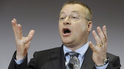 Stephen Elop im April 2011