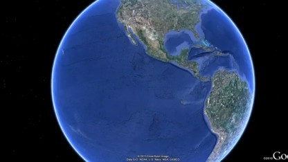Google Earth unter Wasser