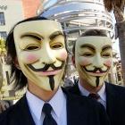 Türkei: 32 mutmaßliche Anonymous-Mitglieder festgenommen