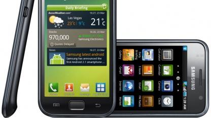 Kein Android 4.0 für Galaxy S