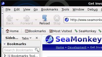 Seamonkey 2.1 steht zum Download bereit.