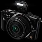 Panasonic: Abgespeckter Lumix GF3 fehlen Sucher und Blitzschuh