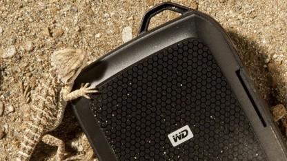 Western Digitals Nomad-Schutzhülle