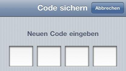 Einfache Passwörter sind keine gute Idee.