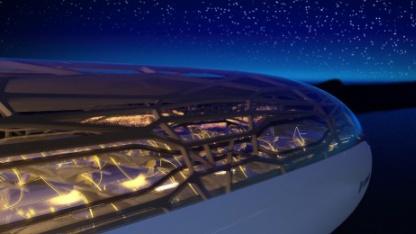 Airbus Concept Cabin 2050