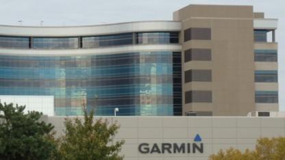 Garmins Zentrale in den USA