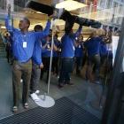 Kontrolle: Maulkorb für Beschäftigte im Apple Store