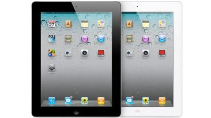 Das iPad 2 bietet noch 1.024 x 768 Bildpunkte.