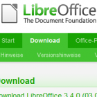 Document Foundation: Libreoffice 3.3.3 ist da