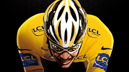 "Artwork ""Le Tour de France"""